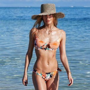 Roxy Women's Swim The Sea Bralette Top